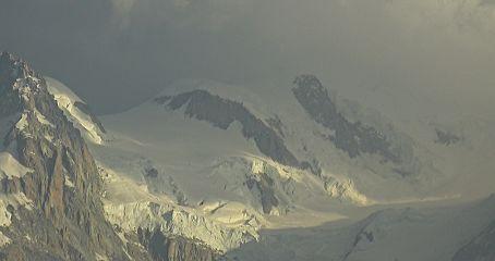 Mont Blanc Webcam